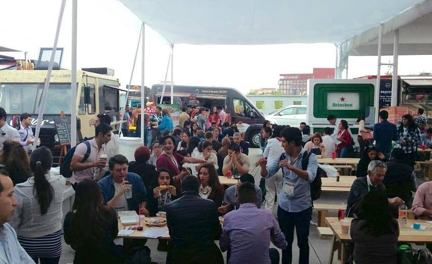 Delicias de foodtrucks
