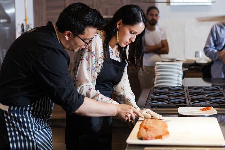 Chef Jose Ramon Castillo - VW - Mabe - Ago 2016