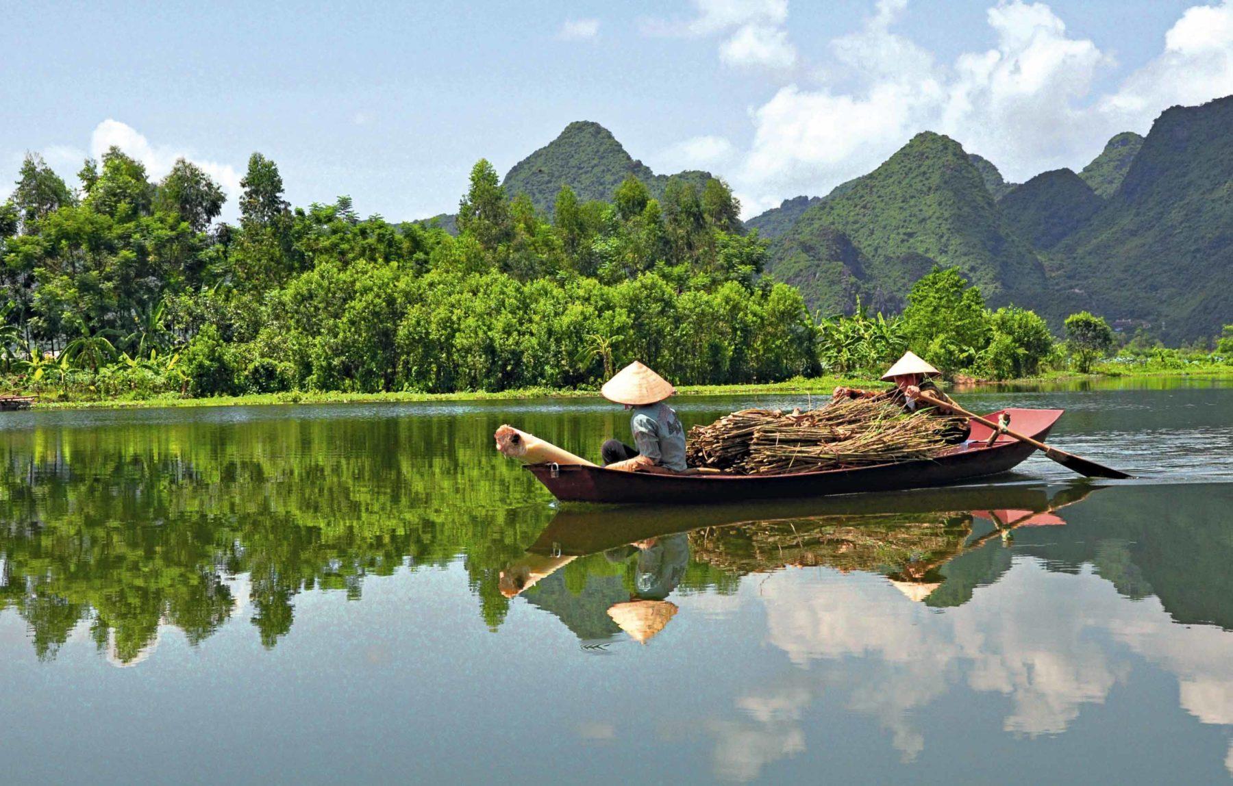 Hoi An, entre los campos de arroz de Vietnam
