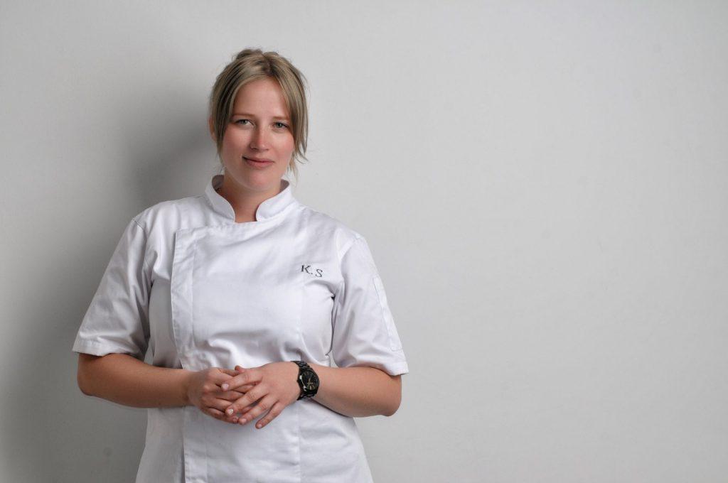 Kamilla Seidler recibe el Latin America's Best Female Chef 2016