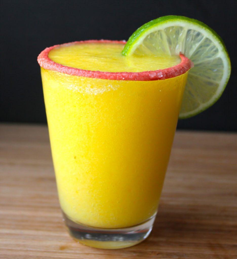 Margarita de mango
