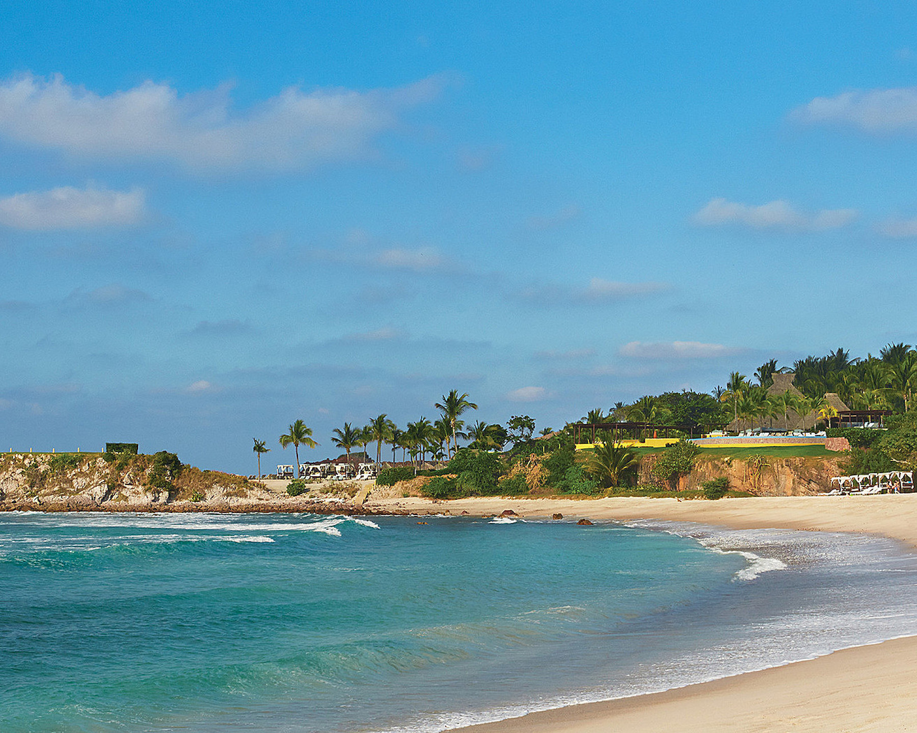Four Seasons Resort Punta Mita te abre las puertas al paraíso