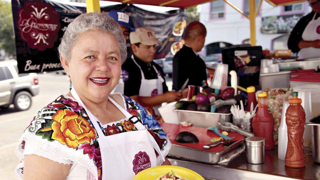 Diarios de cocina con Sabina Bandera
