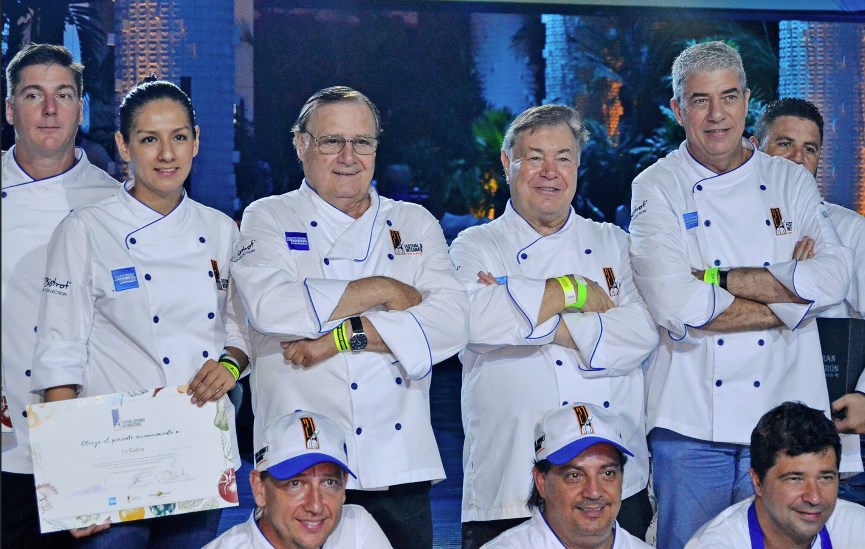 24 años del Festival Gourmet International