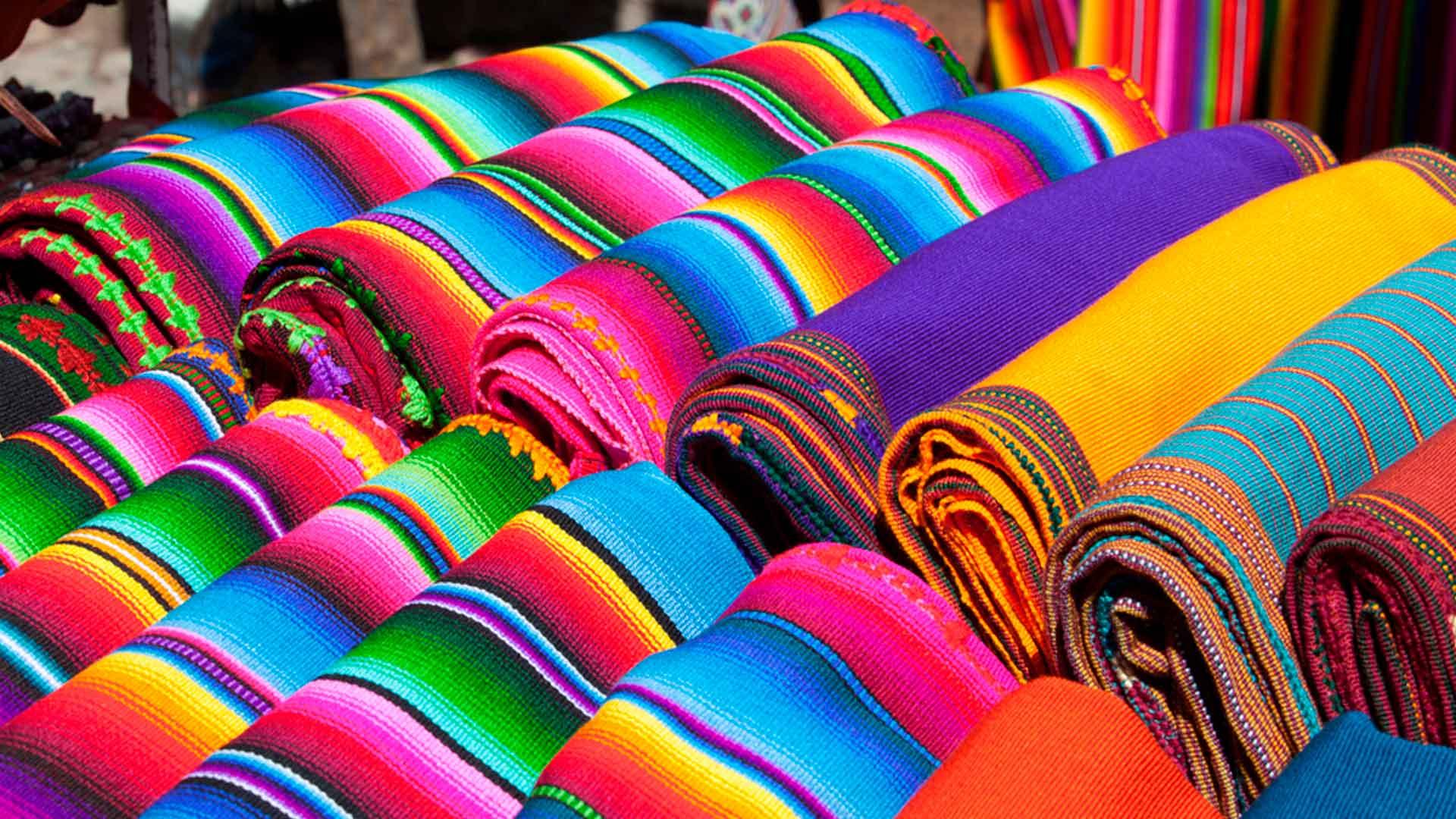 Artesanías típicas de México