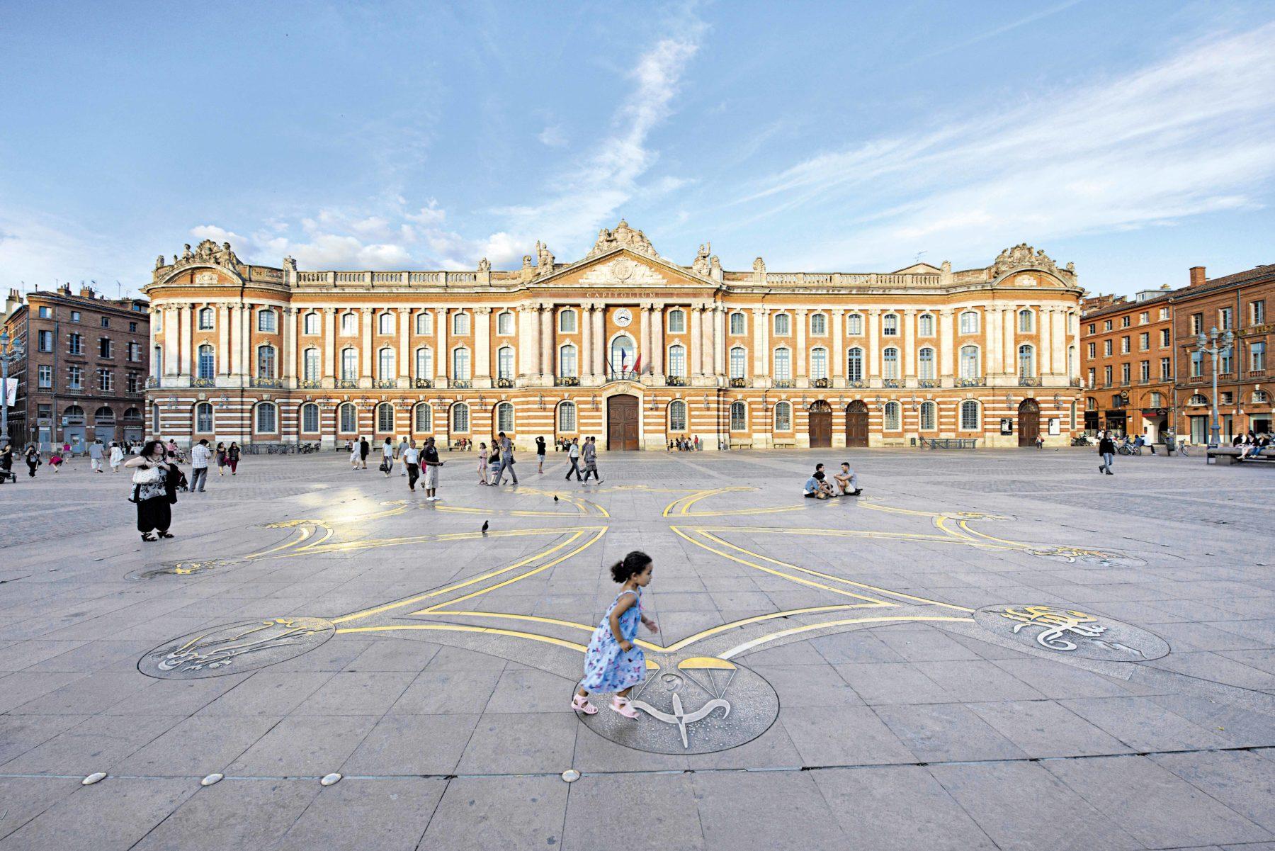 Toulouse, de ambiente bohemio y cafetalero