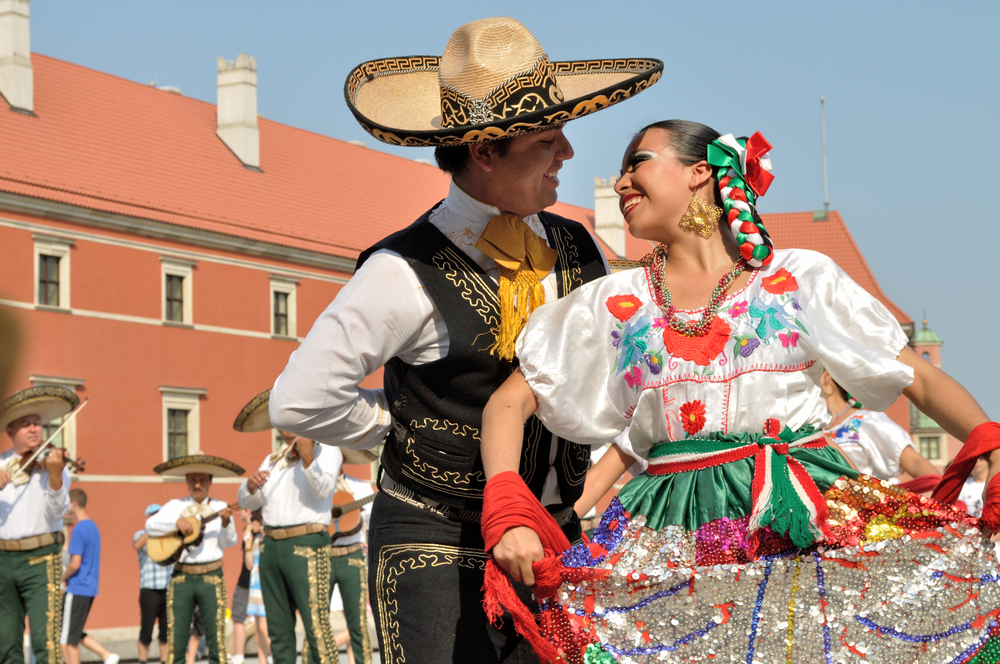 México y sus trajes típicos, miles de historias para vestir