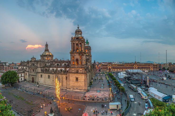 Lugares en la Ciudad de México para celebrar las fiestas patrias