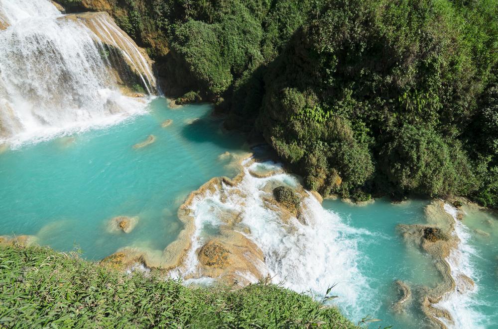 Cinco cascadas espectaculares en México que debes conocer