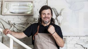 Diarios de cocina con Alfonso Cadena