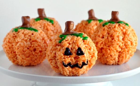 Recetas para celebrar Halloween
