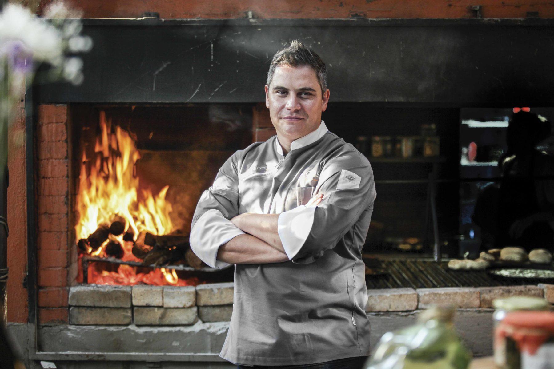 Dante Ferrero, el gurú de la carne