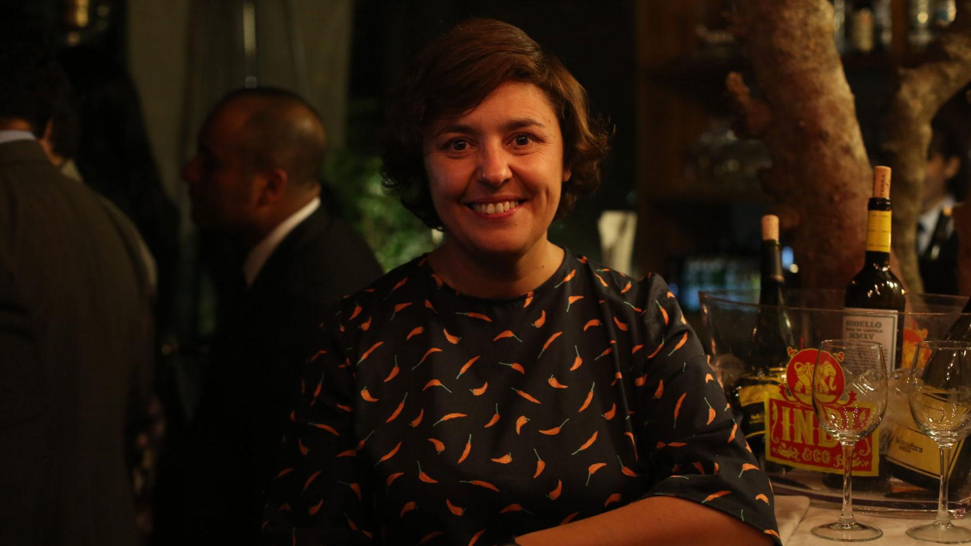 Cristina Alcalá: autenticidad de la viticultura gallega