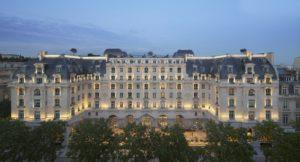 Hotel The Peninsula Paris posee la distinción Palace