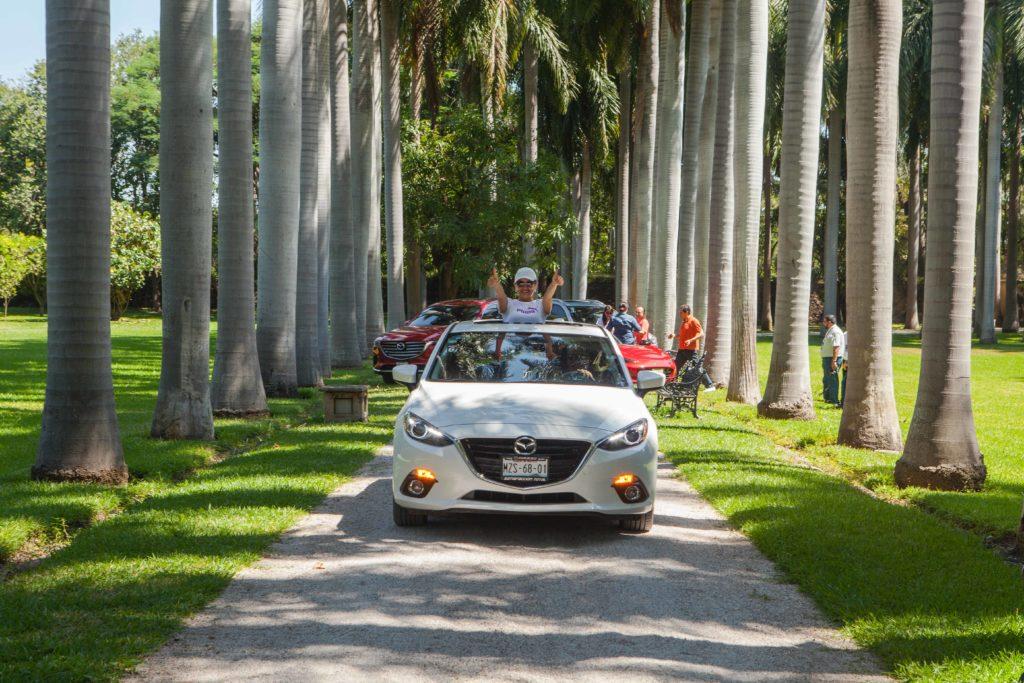 Mazda Drivers: Taxco, del cielo al subsuelo