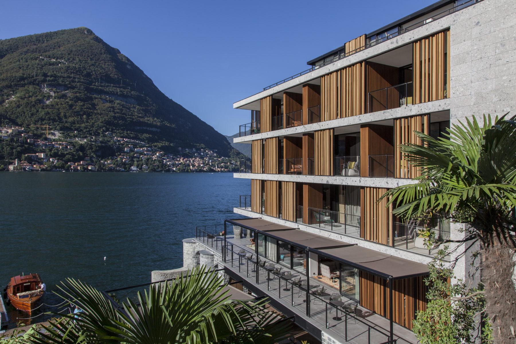 Il Sereno, una nueva opción en el lago di Como