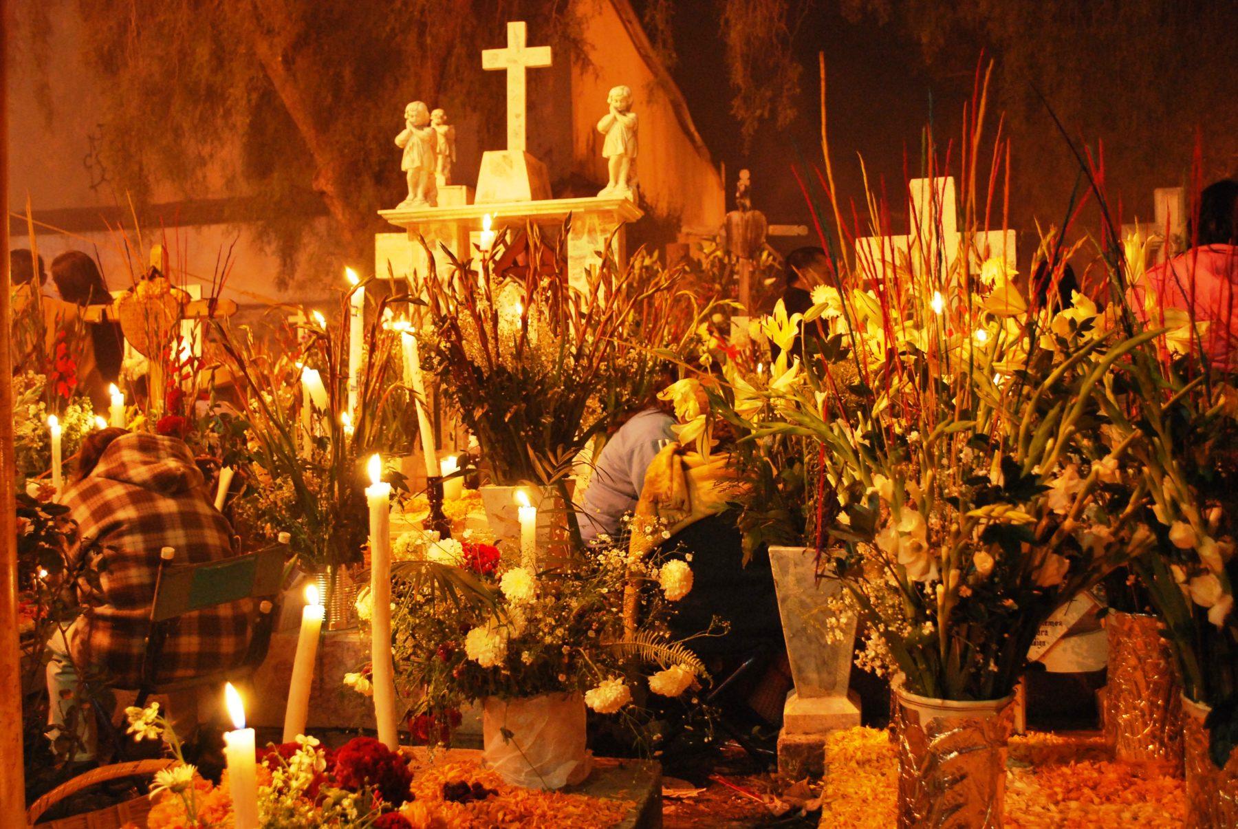 Lugares en México para vivir el Día de Muertos