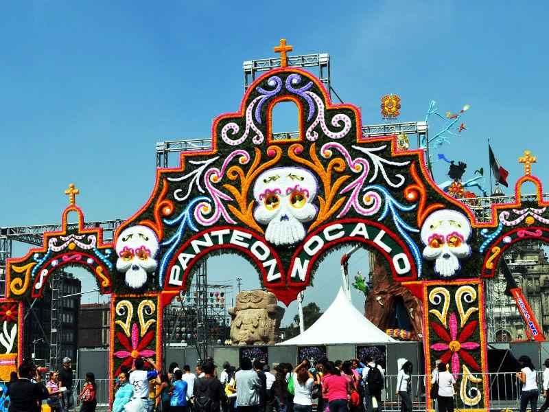 Las mejores ofrendas de Día de Muertos en la Ciudad de México