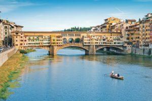 Florencia, fusión de arte y sabor