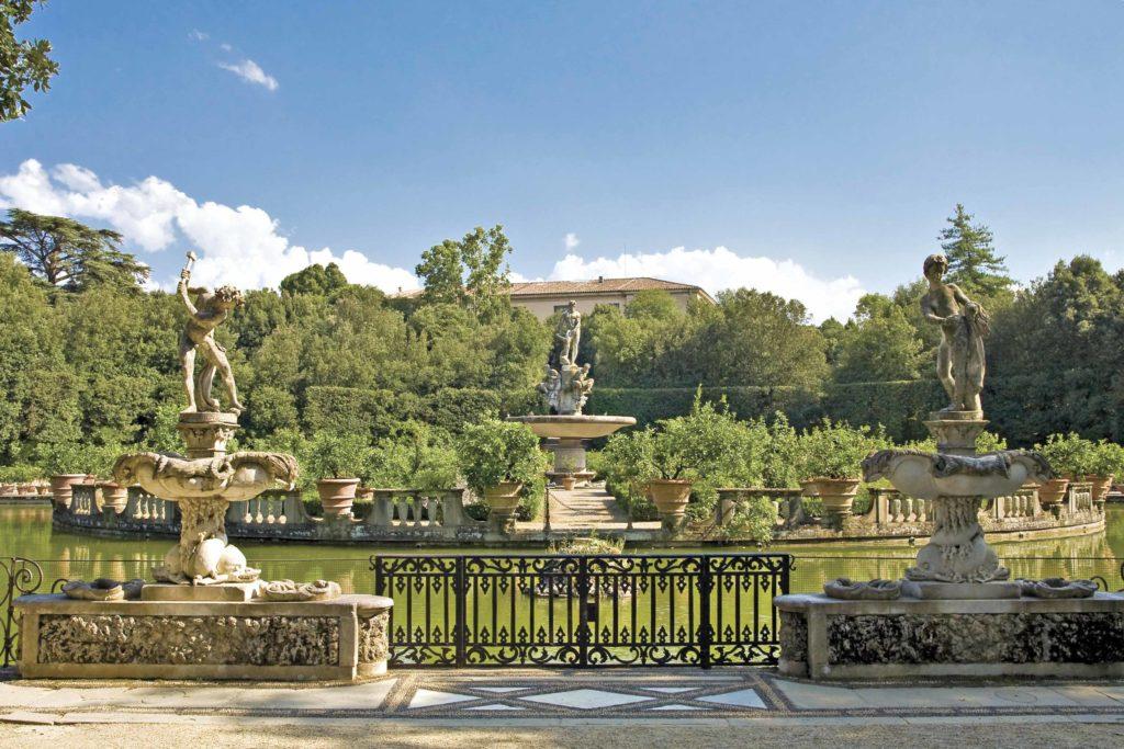 Jardines Florencia