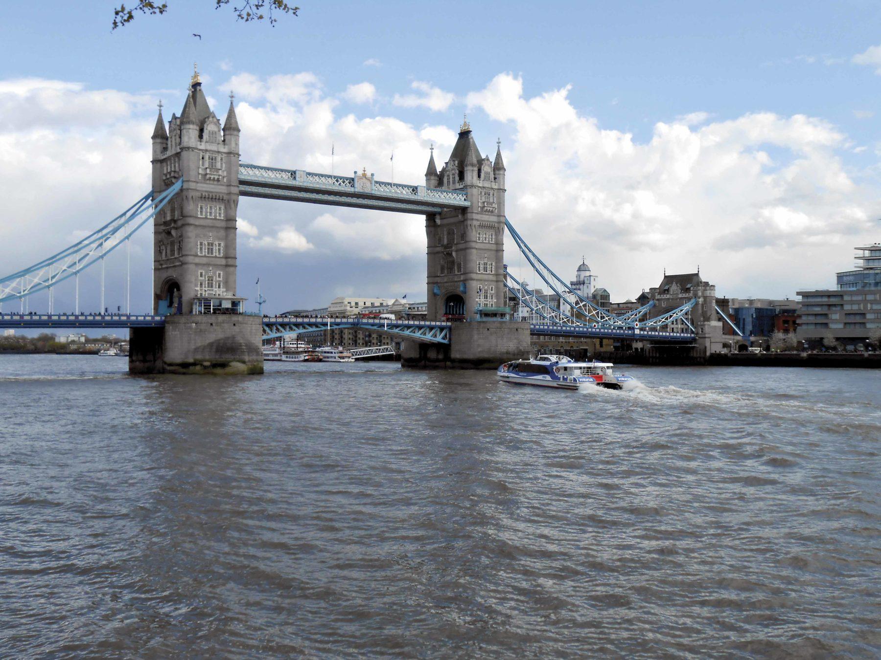 6 paradas de Londres
