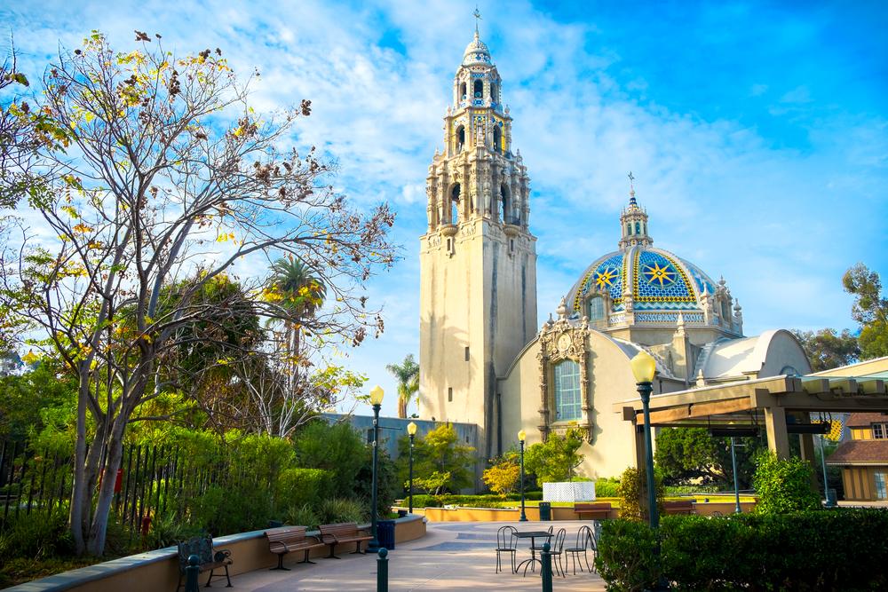 San Diego en seis paradas