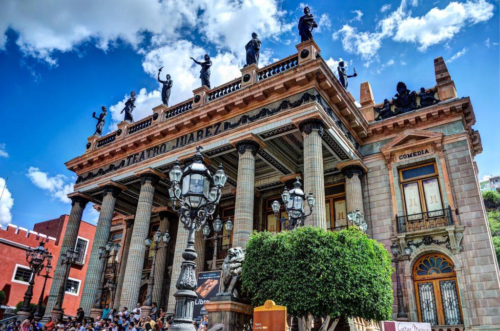 Lugares históricos de Guanajuato