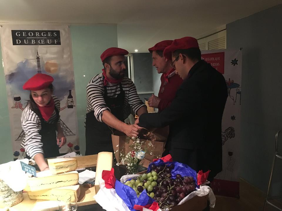 Beaujolais Nouveau: festejando la vida a la francesa
