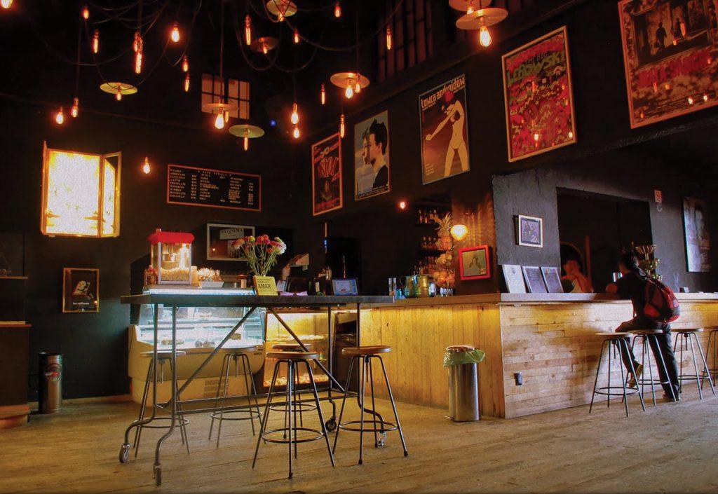 Cines alternativos en la Ciudad de México