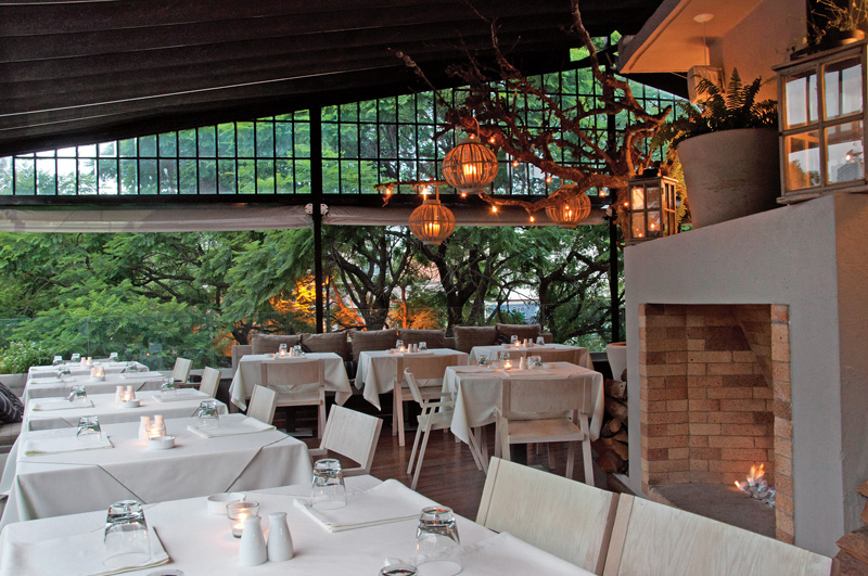 Restaurantes imperdibles en Polanco
