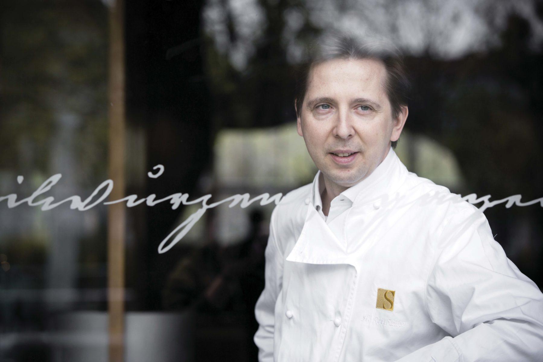Heinz Reitbauer, el chef insignia de Austria