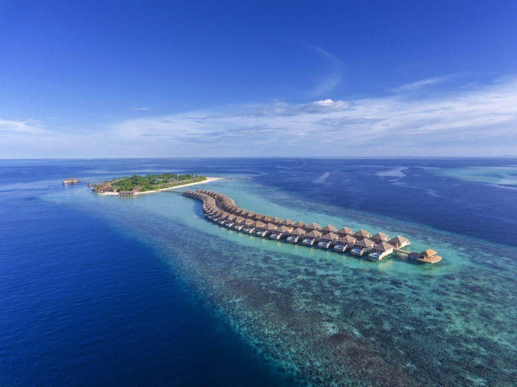 Hurawalhi, sublime paraíso en las islas Maldivas