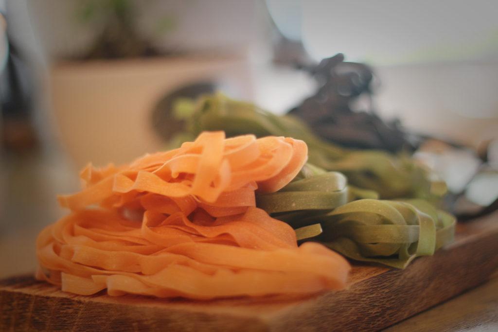 Trattoria Giacovanni celebra la pasta y el queso