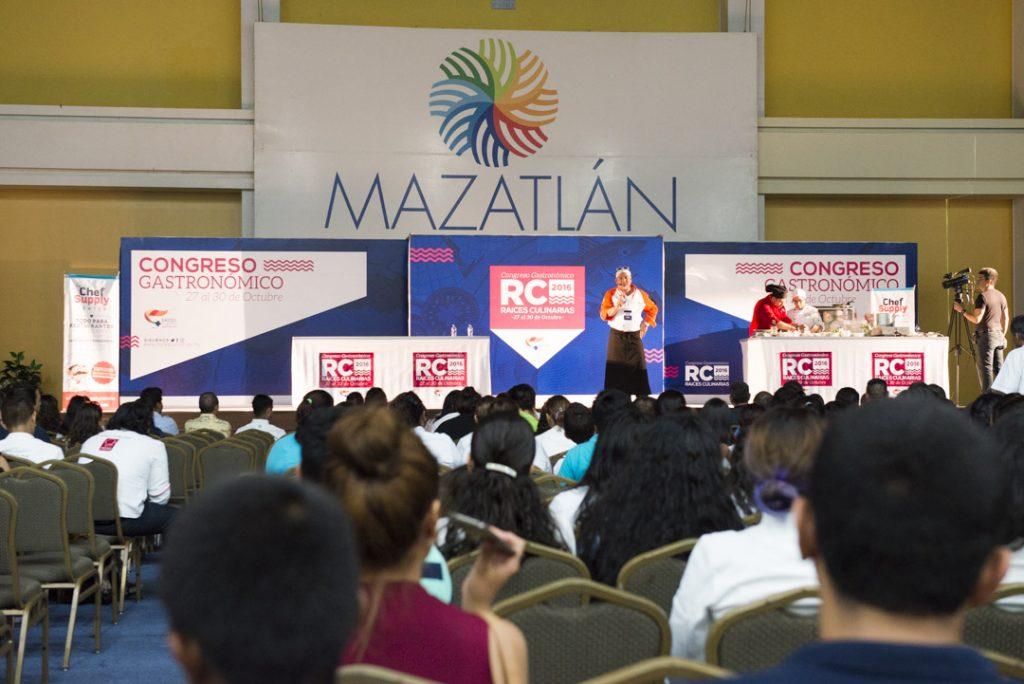 Congreso Gastronómico Raíces Culinarias en Mazatlán