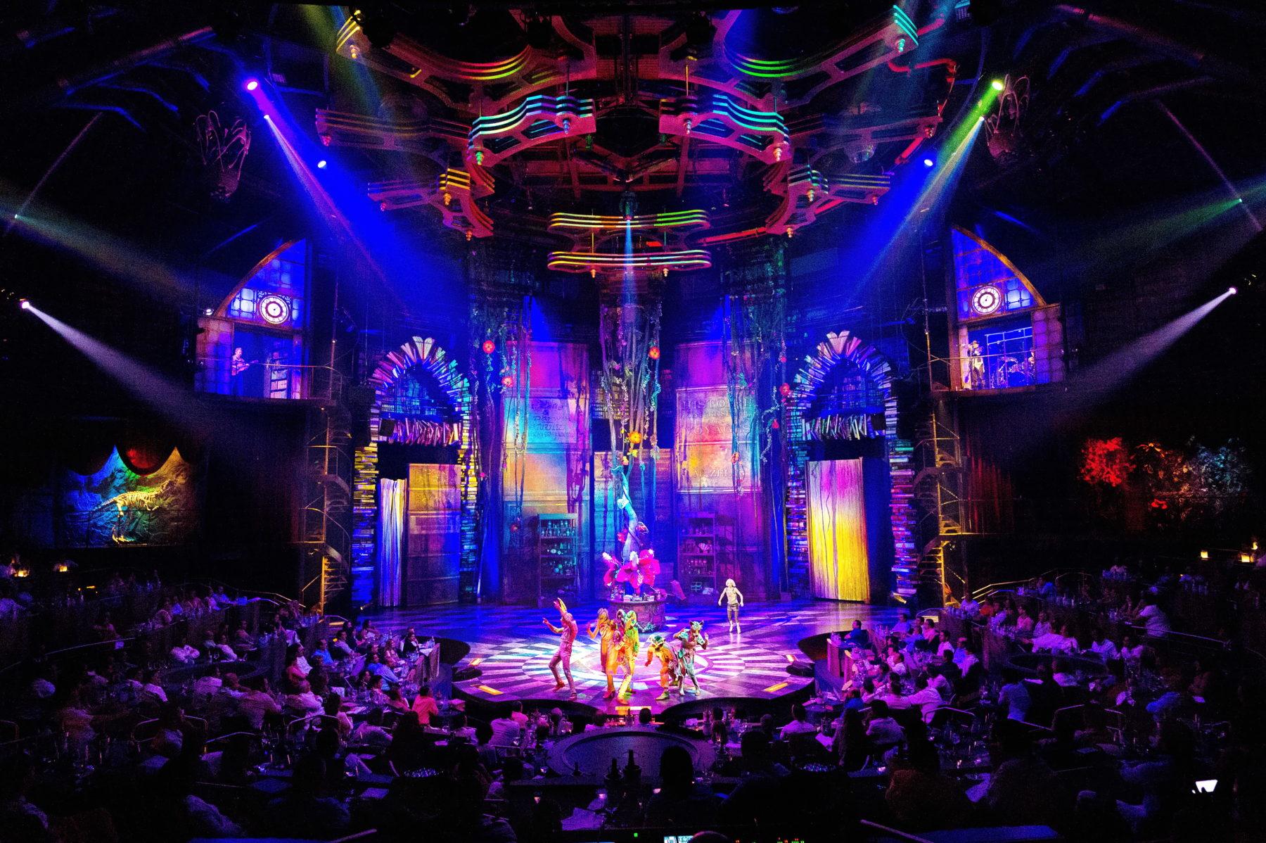 Cirque du Soleil JOYÀ, segundo aniversario esplendoroso