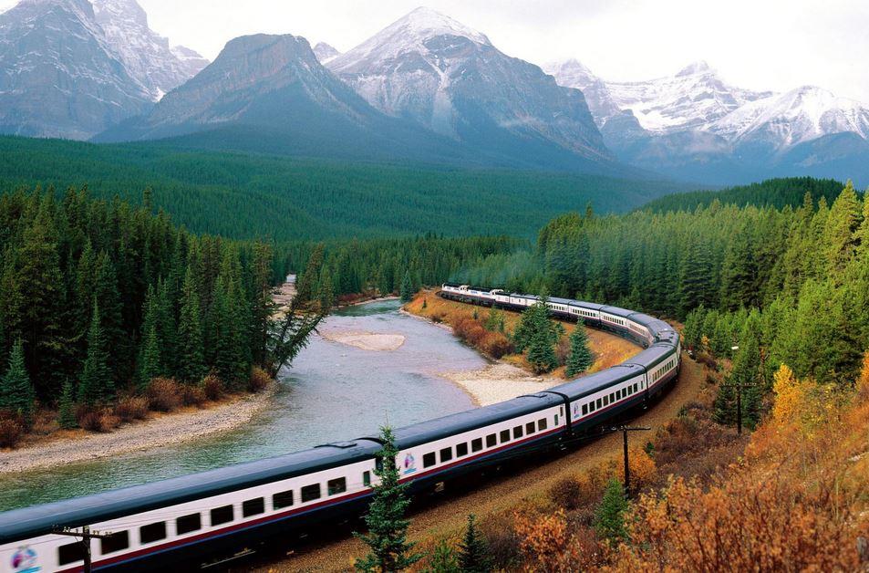 Los mejores recorridos en tren por el mundo