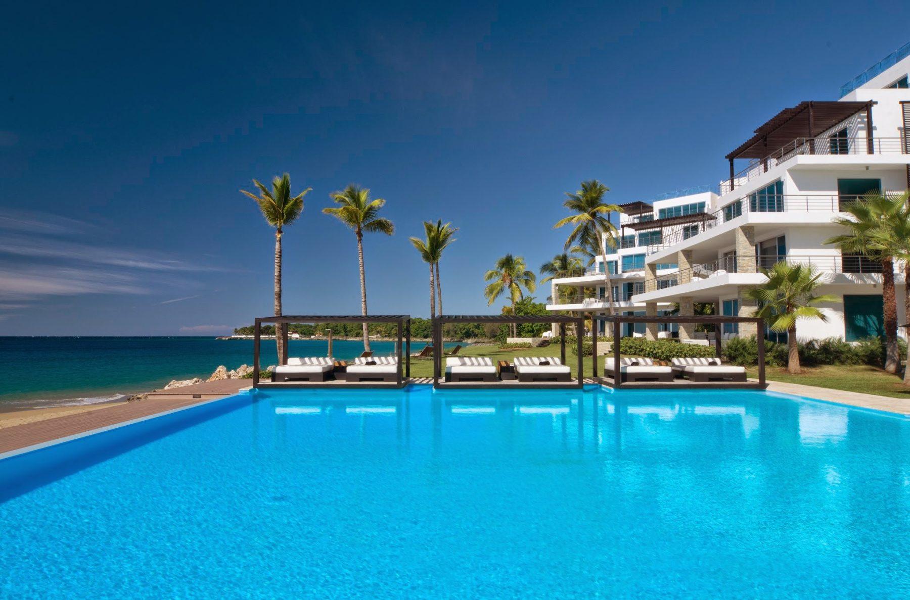 Paraíso terrenal en Gansevoort República Dominicana Playa Imbert