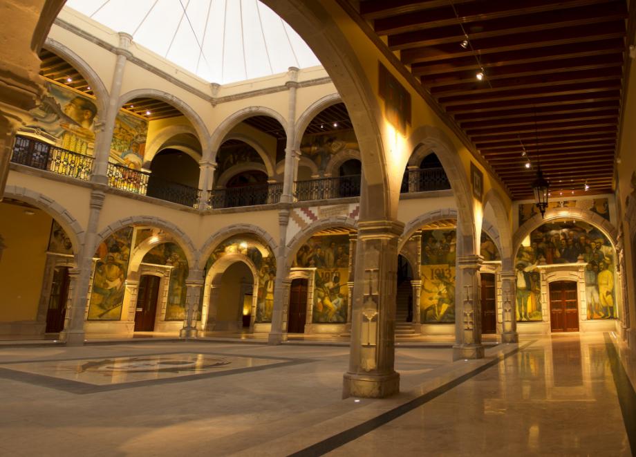 Museos para conmemorar el aniversario de la Revolución Mexicana