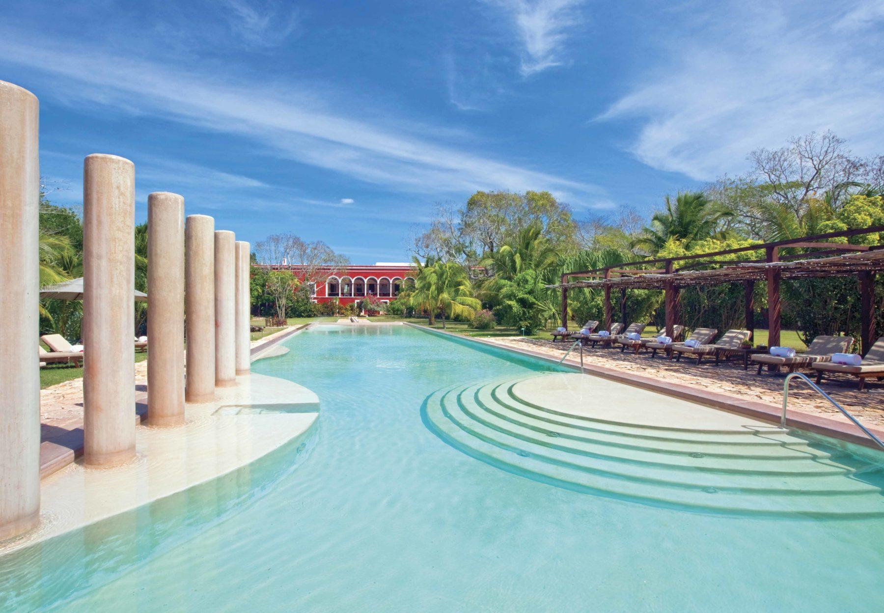 Hacienda Temozón, Yucatán: al cobijo del tiempo