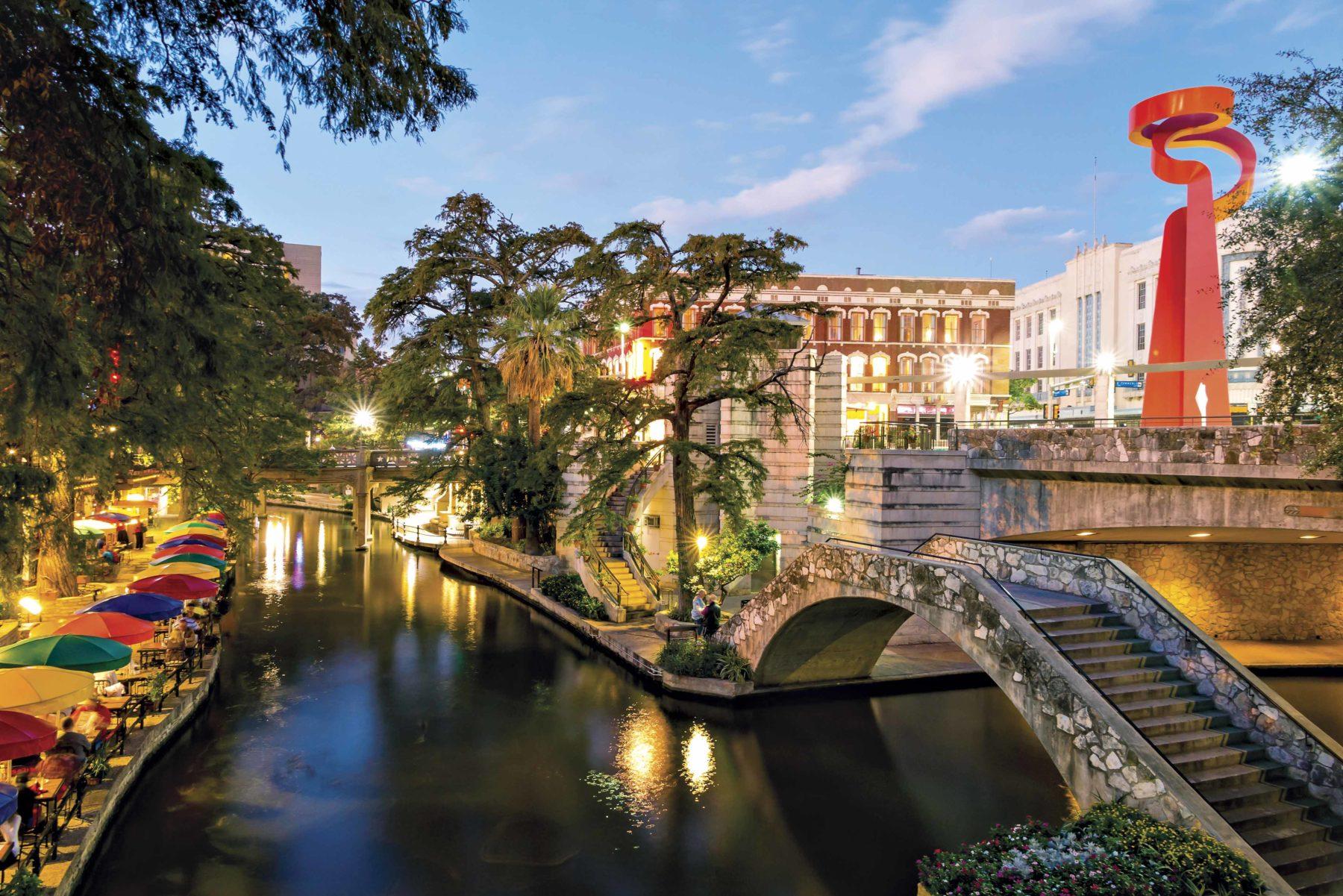 San Antonio, encanto citadino