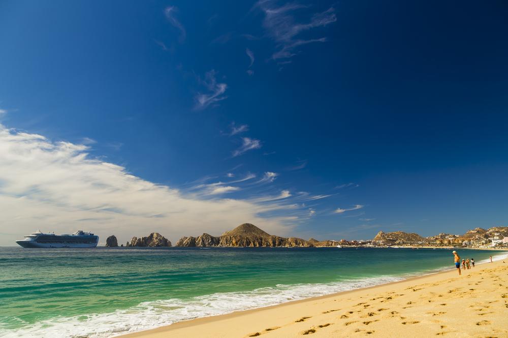 Impresionante travesía por el Mar de Cortés