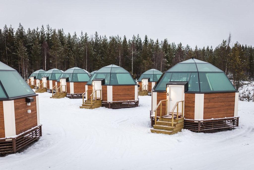 hoteles iglú