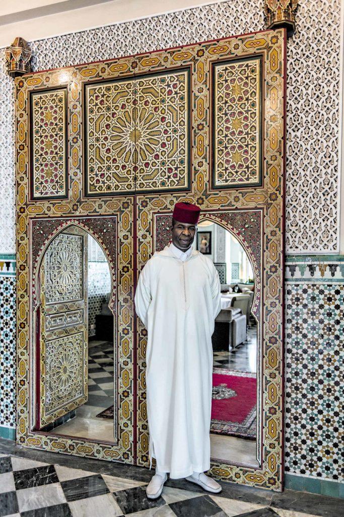 Hotel La Tour Hassan-Mr Baya-Hotel mascot-3842