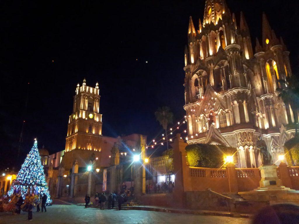 Destinos en México para recibir el Año Nuevo