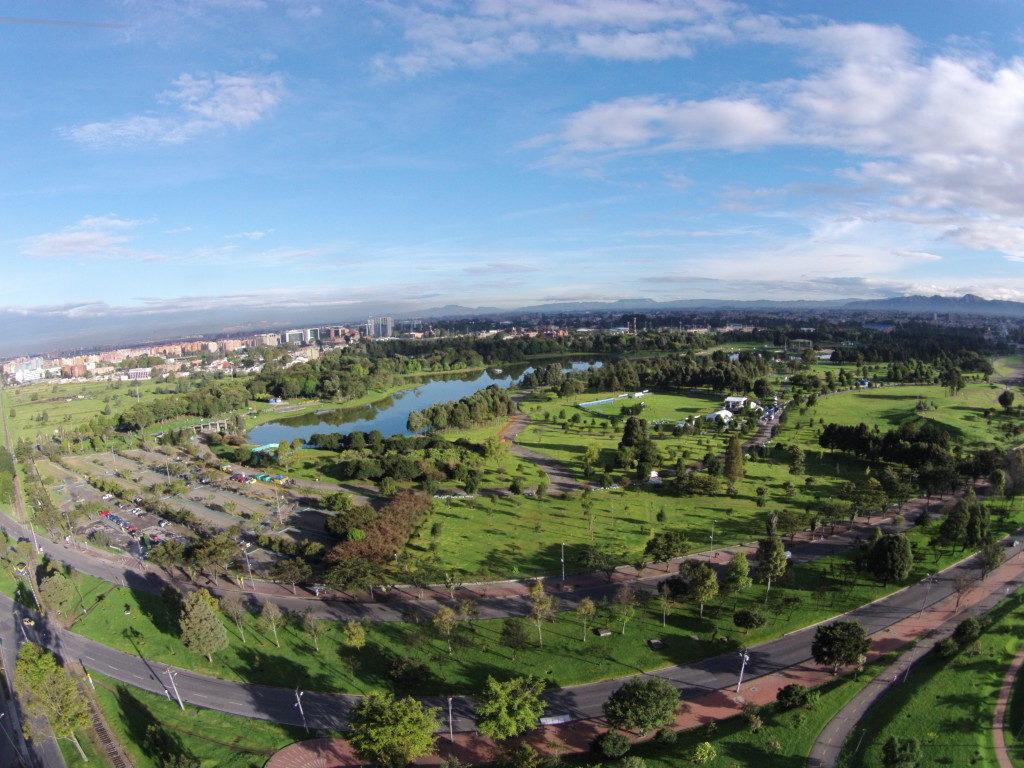 Parques urbanos de Latinoamérica