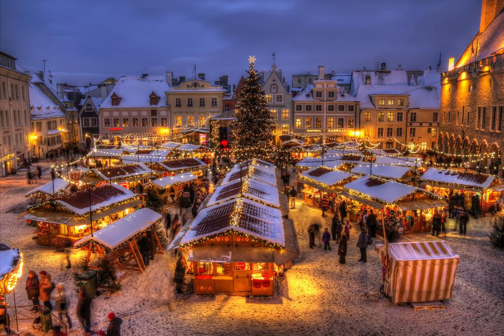 Los mercados navideños más espectaculares del mundo