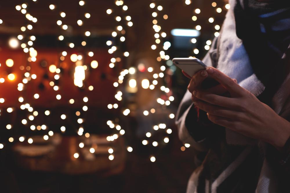 Apps para organizar tu celebración de Navidad