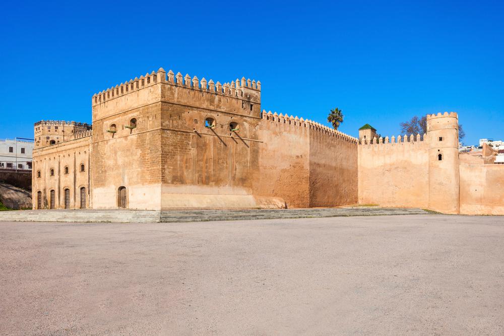 Rabat, espejismo morisco