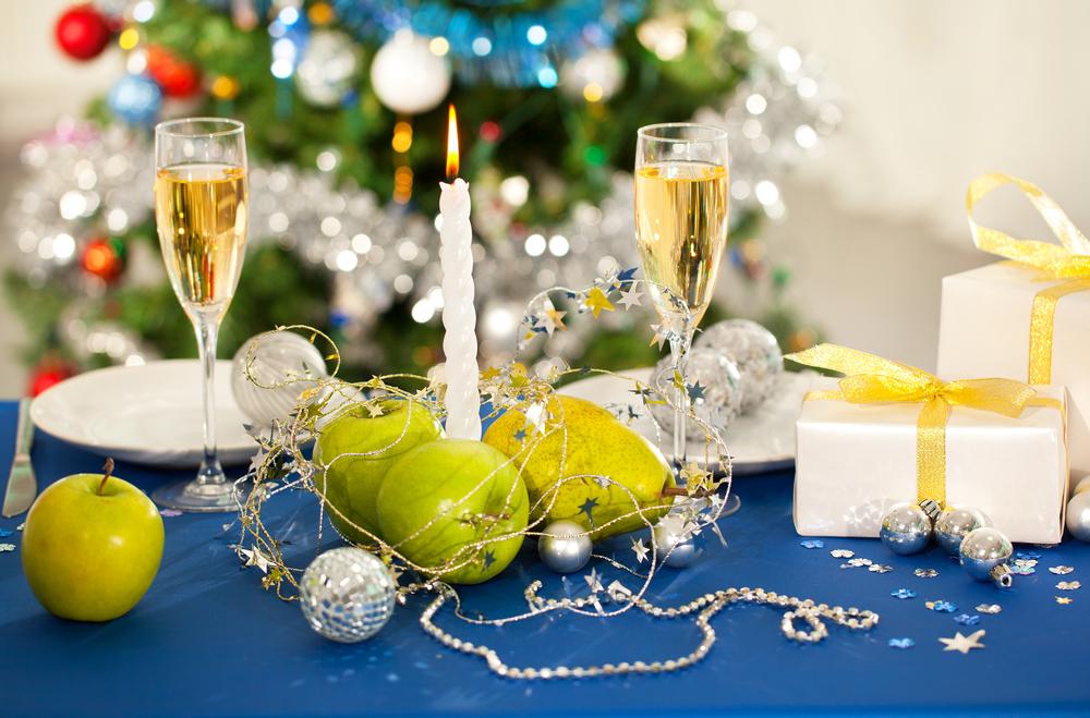 Alimentos con significado para Año Nuevo