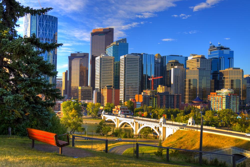Aeroméxico te lleva a Calgary, la ciudad más limpia del mundo